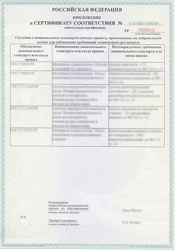 Сертификация в области пожарной безопасности-3